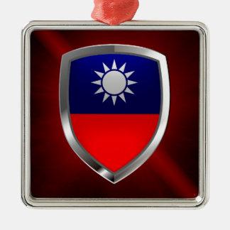 Ornamento De Metal Emblema metálico de Formosa