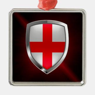 Ornamento De Metal Emblema metálico de Inglaterra
