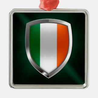 Ornamento De Metal Emblema metálico de Ireland