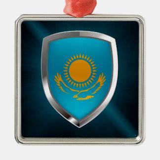 Ornamento De Metal Emblema metálico de Kazakhstan