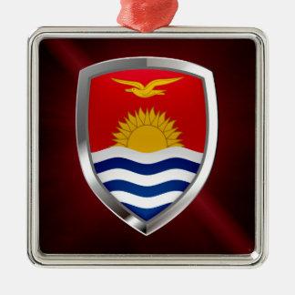 Ornamento De Metal Emblema metálico de Kiribati