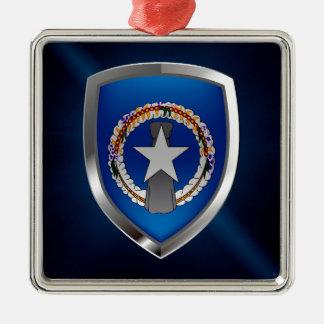 Ornamento De Metal Emblema metálico de Northern Mariana Islands