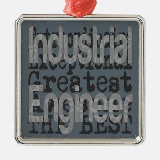 Ornamento De Metal Engenheiro industrial Extraordinaire