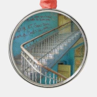 Ornamento De Metal Escadas 01,0, lugares perdidos, Beelitz