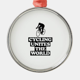 Ornamento De Metal esfrie e tendendo o DESIGN do ciclismo