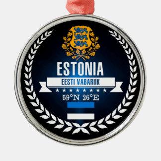 Ornamento De Metal Estónia