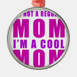 Ornamento De Metal Eu não sou uma mamã que do regulus eu sou mãe