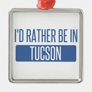 Ornamento De Metal Eu preferencialmente estaria em Tucson