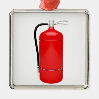 Ornamento De Metal Extintor