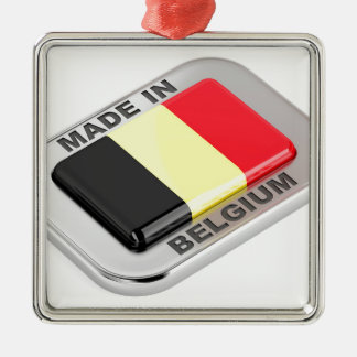 Ornamento De Metal Feito em Bélgica