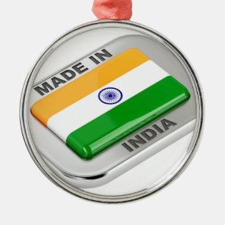 Ornamento De Metal Feito em India