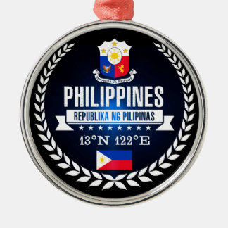 Ornamento De Metal Filipinas