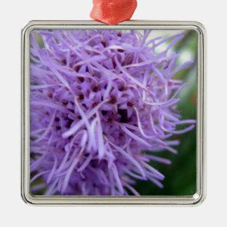 Ornamento De Metal Flor da violeta da aranha do tentáculo