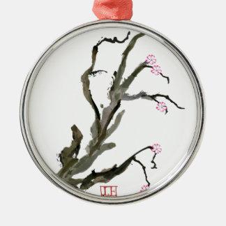 Ornamento De Metal Flor de cerejeira 15 Tony Fernandes