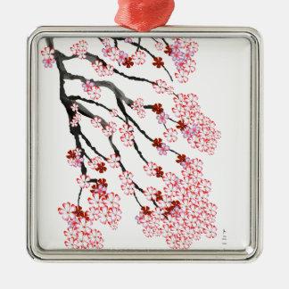 Ornamento De Metal Flor de cerejeira 18 Tony Fernandes
