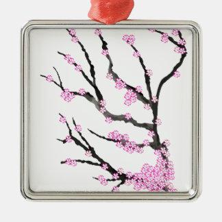 Ornamento De Metal Flor de cerejeira 21 de Sakura, Tony Fernandes