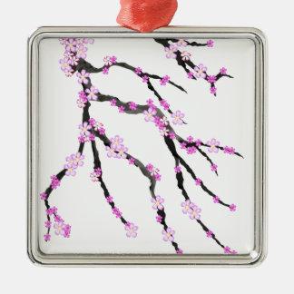 Ornamento De Metal Flor de cerejeira 22 de Sakura, Tony Fernandes