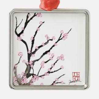 Ornamento De Metal Flor de cerejeira 23 de Sakura, Tony Fernandes