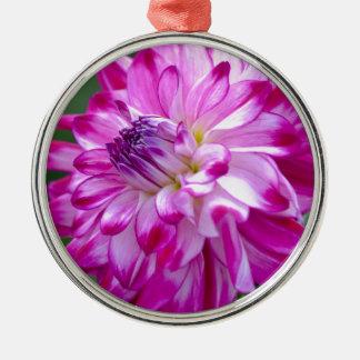 Ornamento De Metal Flora da ameixa