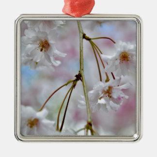 Ornamento De Metal Flores bonitas