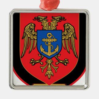 Ornamento De Metal Forças navais albanesas - Forcat Detare