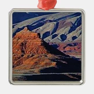 Ornamento De Metal formas naturais do deserto