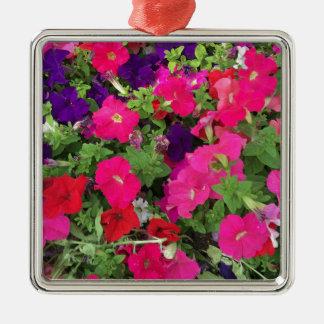 Ornamento De Metal Foto das flores