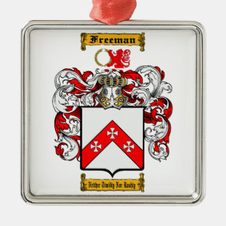 Ornamento De Metal Freeman (irlandês)