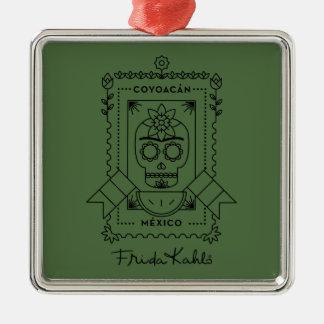 Ornamento De Metal Frida Kahlo | Coyoacán
