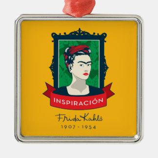 Ornamento De Metal Frida Kahlo | Inspiración