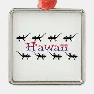 Ornamento De Metal gecos do hawai