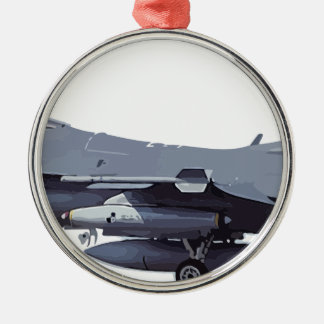 Ornamento De Metal General_Dynamics_F-16C_Fighting_Falcon_ (401),