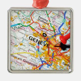 Ornamento De Metal Geneve, Genebra, suiça