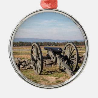 Ornamento De Metal Gettysburg: Uma ideia da carga de Pickett