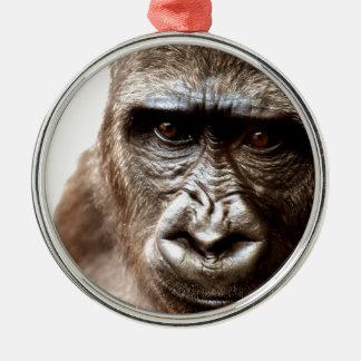 Ornamento De Metal gorila