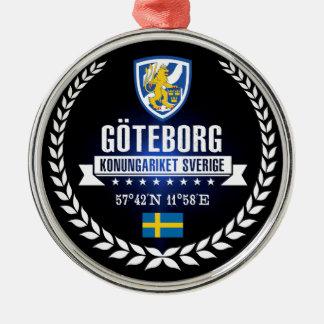 Ornamento De Metal Göteborg