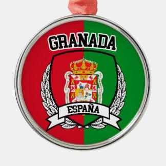 Ornamento De Metal Granada
