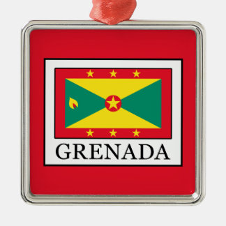 Ornamento De Metal Grenada