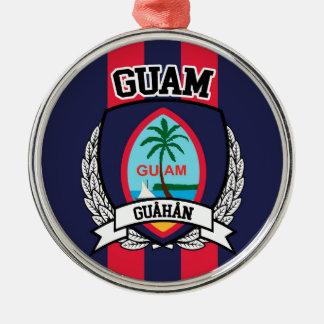 Ornamento De Metal Guam