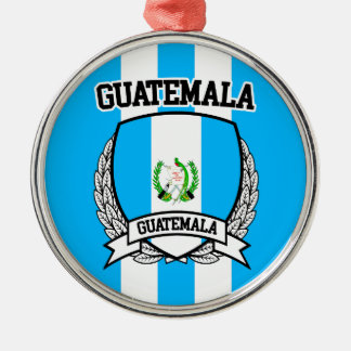 Ornamento De Metal Guatemala