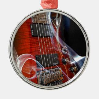 Ornamento De Metal Guitarra da Sete-Corda das cordas da guitarra oito