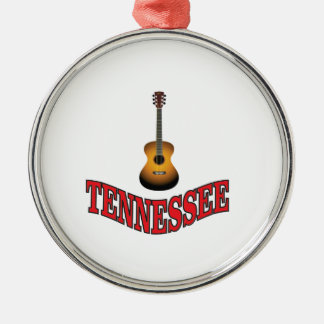 Ornamento De Metal Guitarra de Tennessee