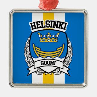 Ornamento De Metal Helsínquia