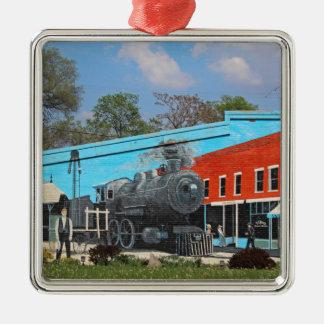 Ornamento De Metal Henry Martin Memorial Park