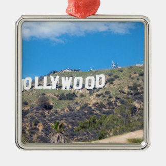 Ornamento De Metal Hollywood Hills