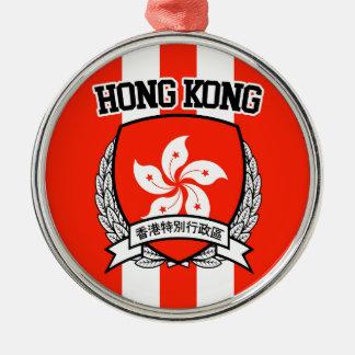 Ornamento De Metal Hong Kong