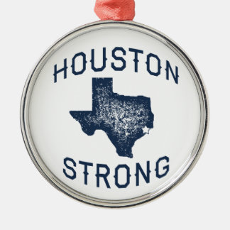 Ornamento De Metal Houston forte - Harvey