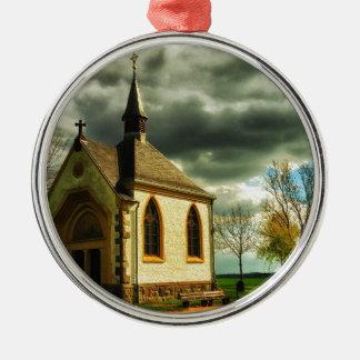 Ornamento De Metal Igreja