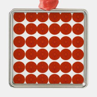 Ornamento De Metal Ilustração do design dos limões