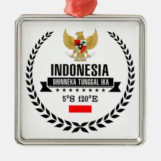 Ornamento De Metal Indonésia